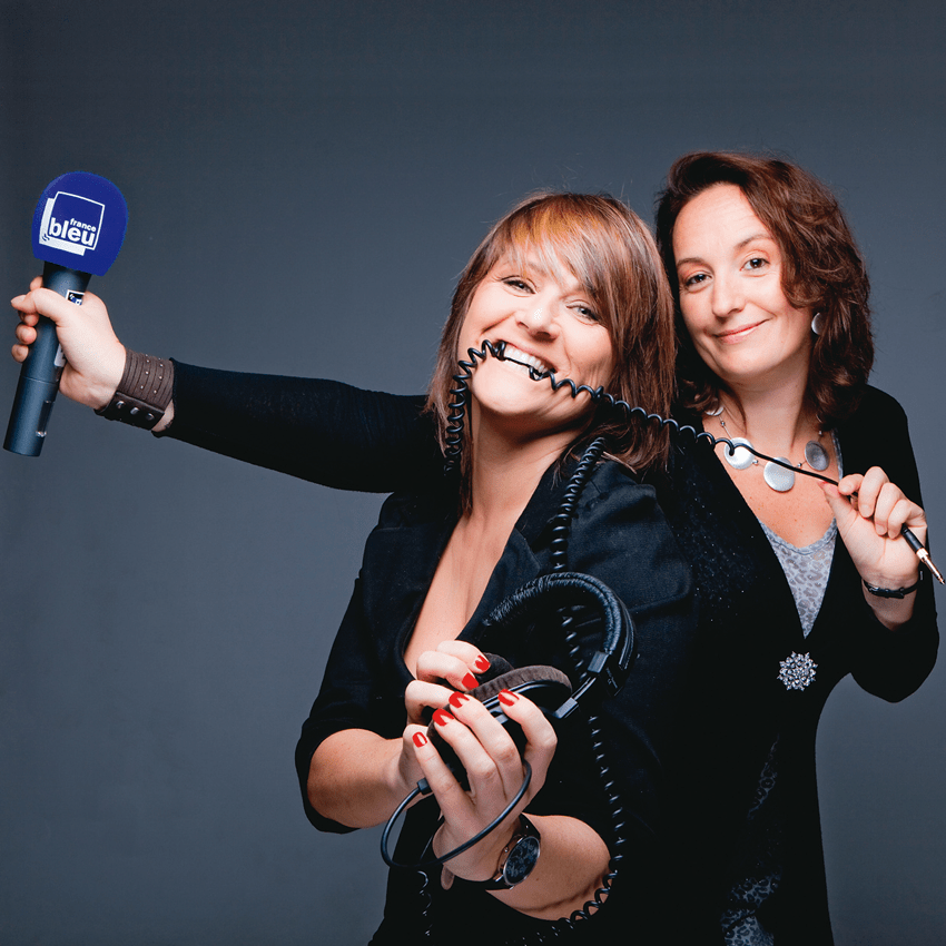 Les femmes prennent l 39 antenne edith magazine for France bleu orleans cuisine