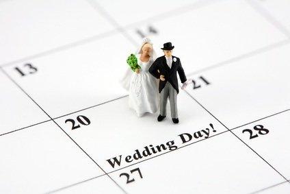 le calendrier des prparatifs du mariage - Prparatif Mariage