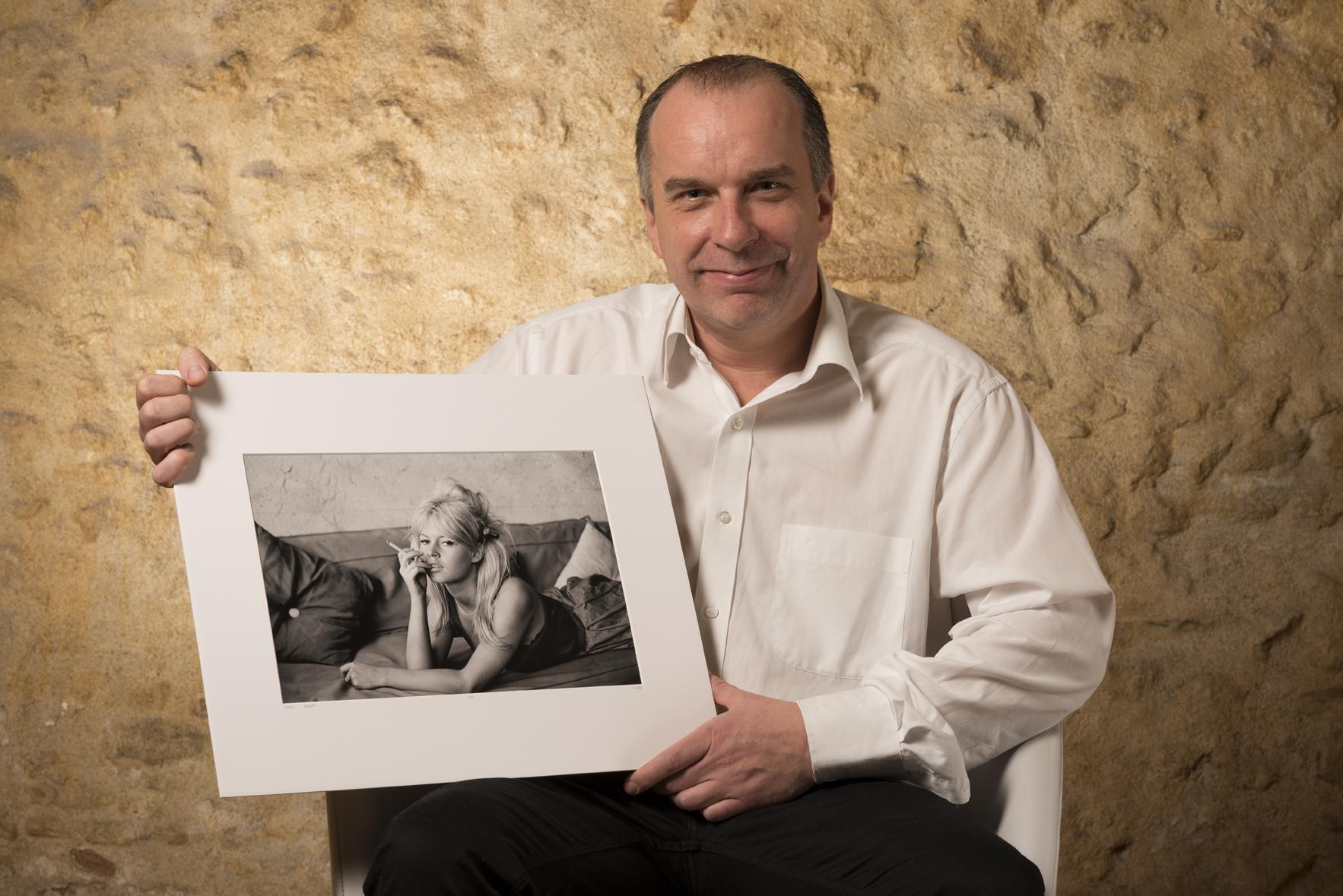 Yannick Ferretti, ANIMATEUR DU MILIEU CULTUREL À ORLÉANS